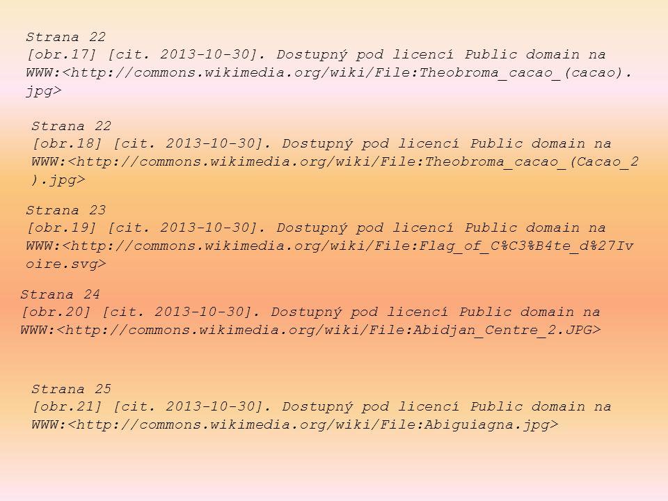 Strana 22 [obr.17] [cit. 2013-10-30]. Dostupný pod licencí Public domain na WWW: Strana 22 [obr.18] [cit. 2013-10-30]. Dostupný pod licencí Public dom