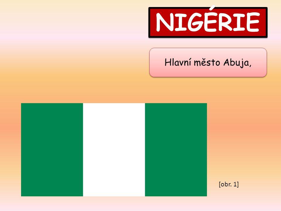 NIGÉRIE Hlavní město Abuja, [obr. 1]