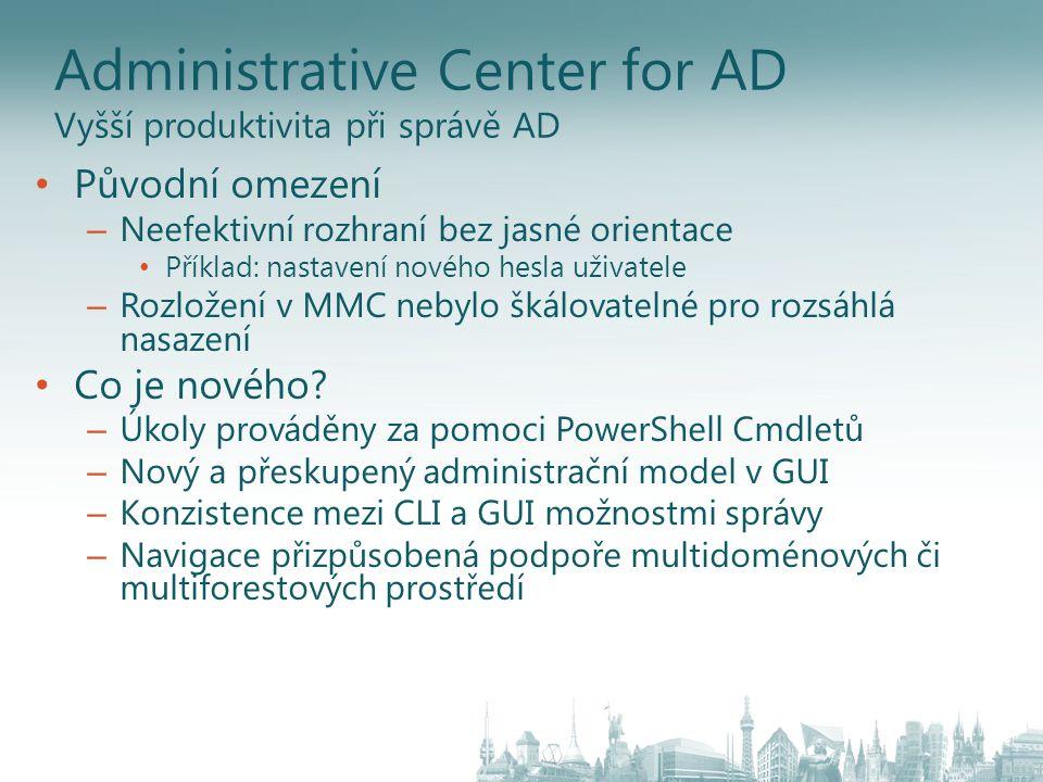 Group Policy Změna – Nasazení PowerShell skriptů na koncových stanicích