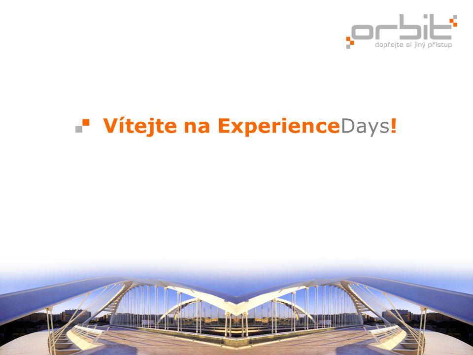 Vítejte na ExperienceDays!