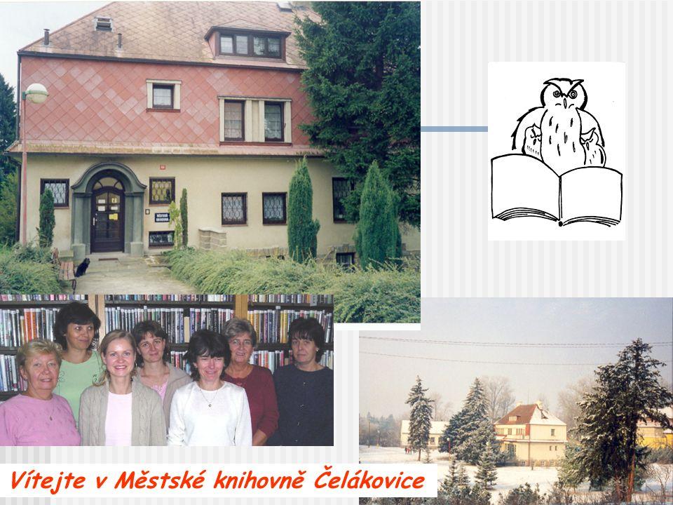 Vítejte v Městské knihovně Čelákovice