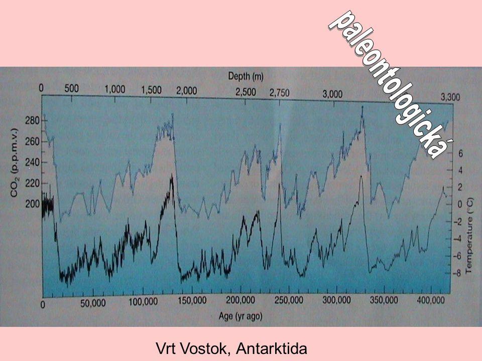 Vrt Vostok, Antarktida