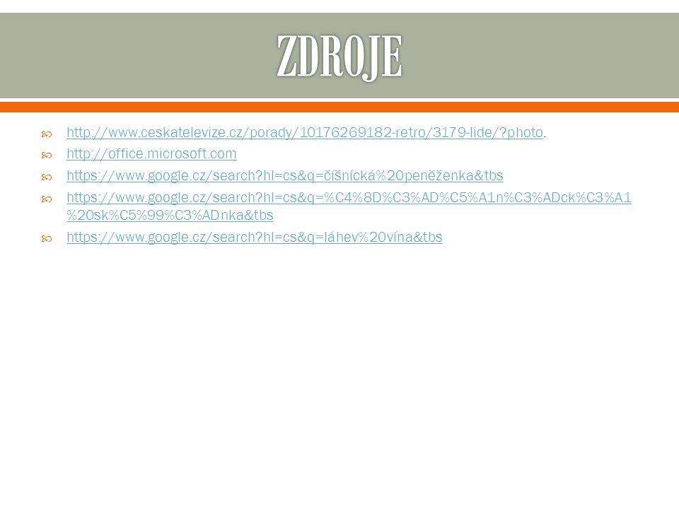  http://www.ceskatelevize.cz/porady/10176269182-retro/3179-lide/?photo. http://www.ceskatelevize.cz/porady/10176269182-retro/3179-lide/?photo  http: