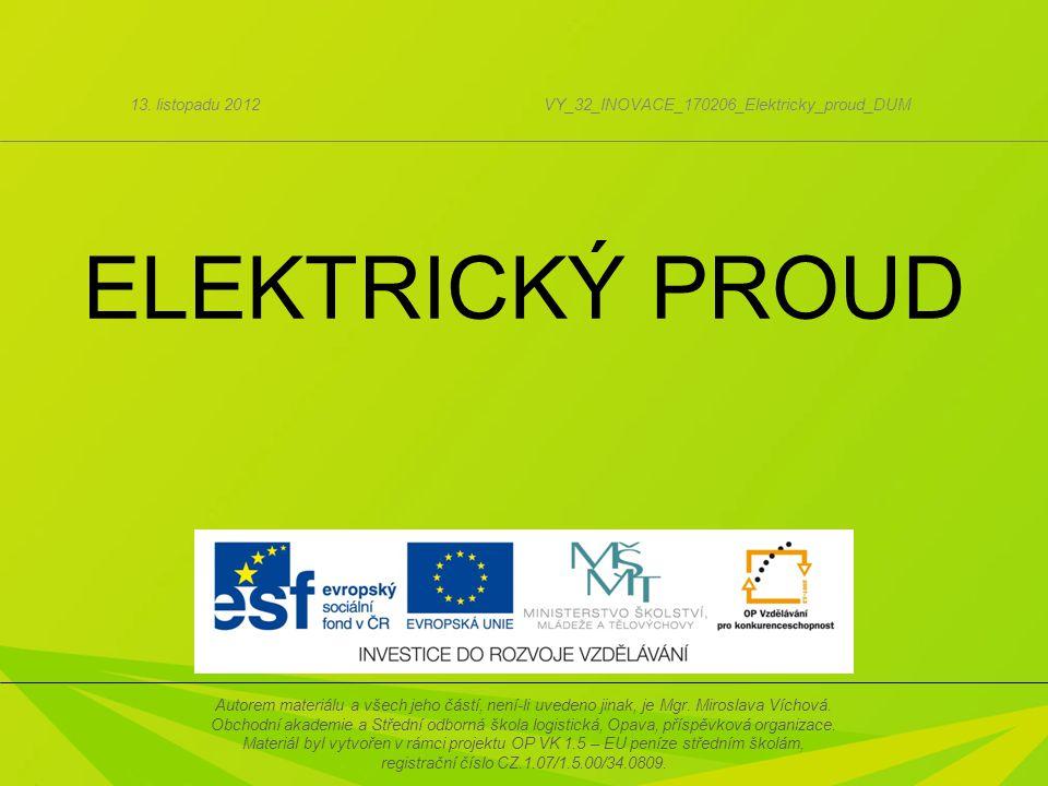 Elektrické spotřebiče přeměňují elektrickou energii na jinou energii Jmenujte příklady elektrických spotřebičů a vždy uveďte, na jakou energii přeměňují elektrickou energii.