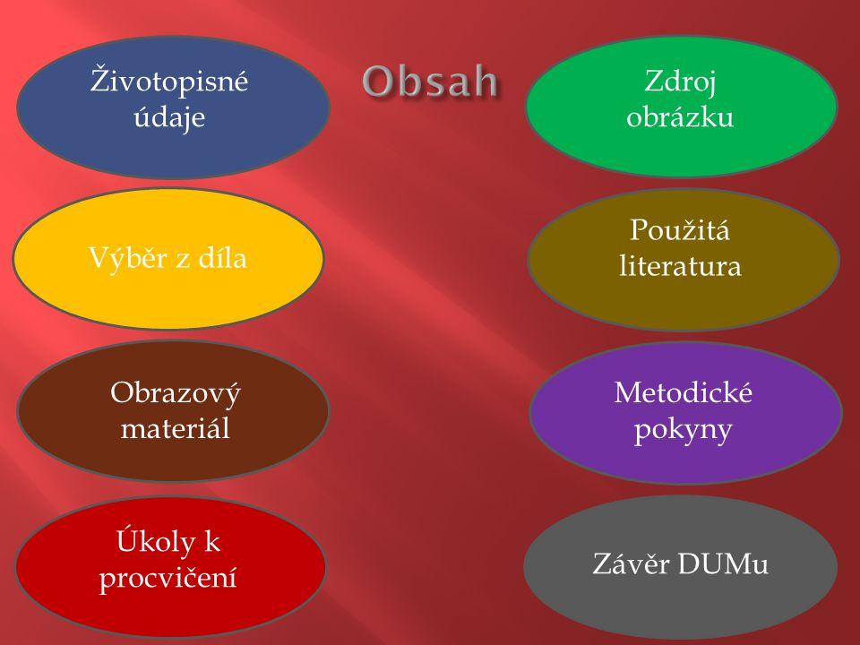 -DUM přináší základní informace o životě a díle spisovatele Roberta Fulghuma - slide č.