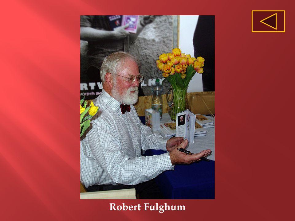 Narodil se v roce 1937 Americký spisovatel, filosof, učitel, pastor Vystřídal několik povolání (např.