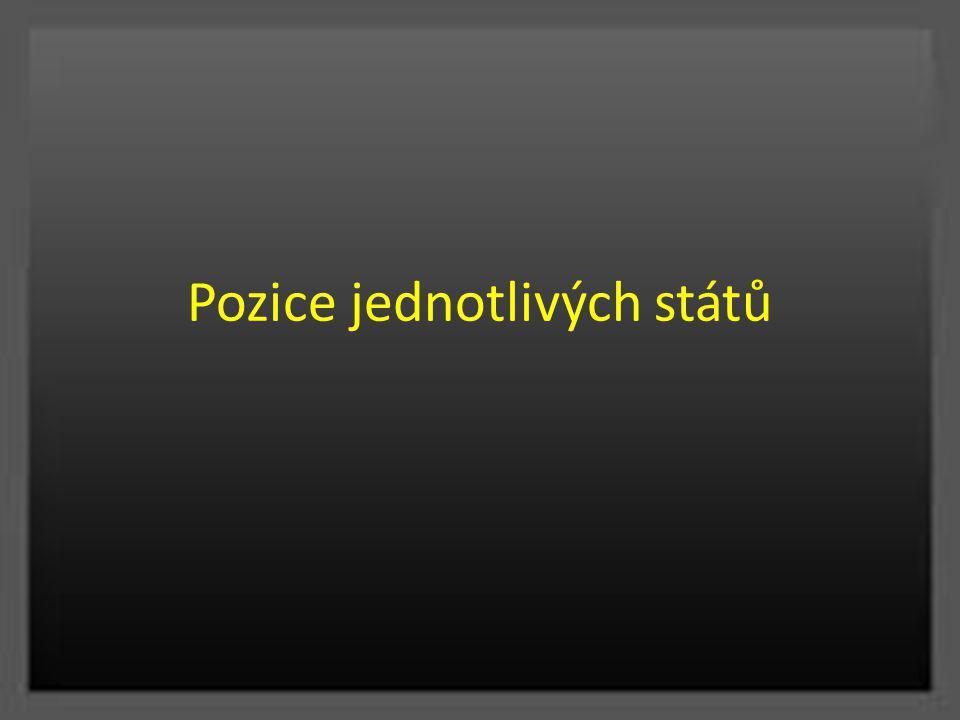2. Rada ministrů (Rada EU) Council of Ministers (Council of the EU)