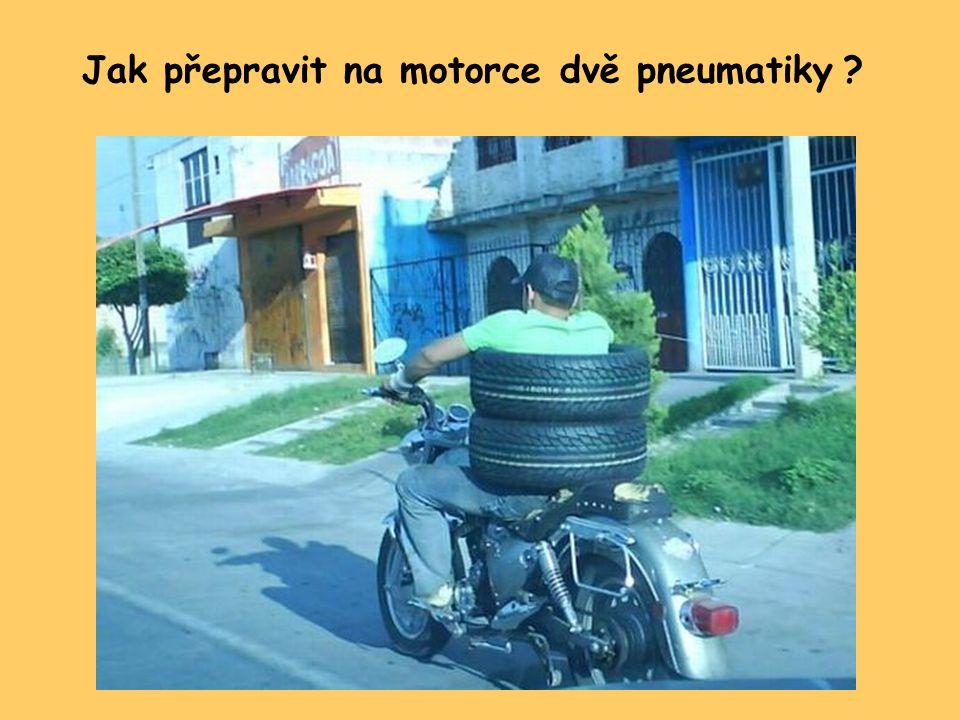 Nevíte, jak přepravit na bicyklu kbelík?