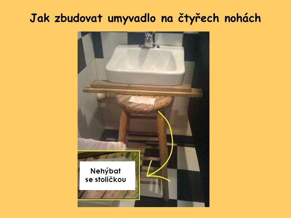 Jak zabudovat pisoár do předstěnového instalačního prvku