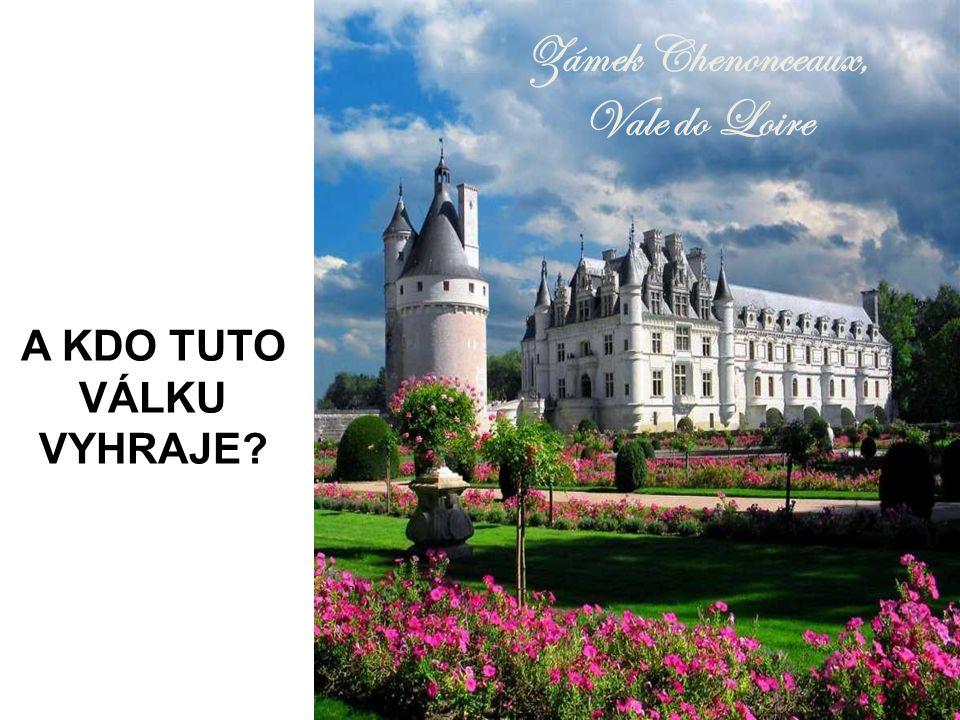 Opatství St.Michel, Normandie …V TÉTO TŘETÍ SVĚTOVÉ VÁLCE?