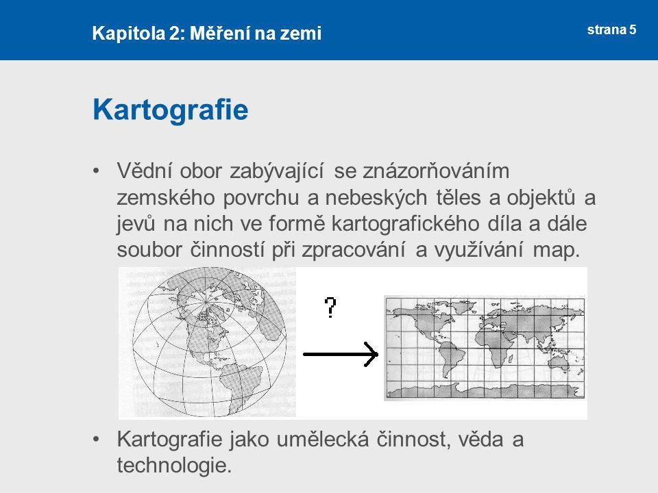 strana 16 Souřadné systémy používané v ČR 1/7 Nařízení vlády ČR č.