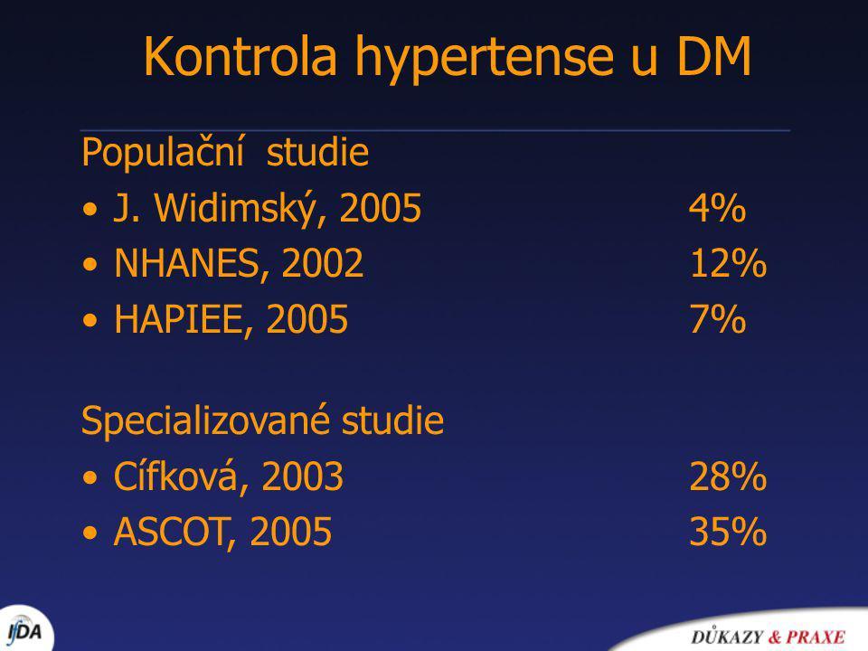 Populační studie J.