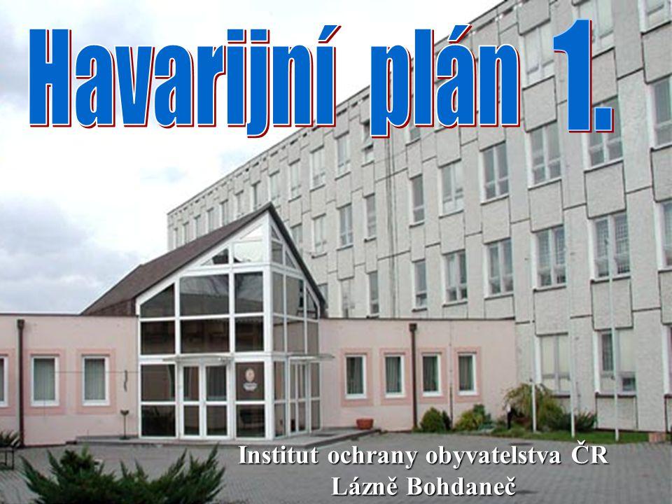 Institut ochrany obyvatelstva ČR Lázně Bohdaneč