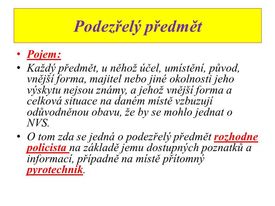 N Á S T R A Ž N Ý V Ý B U Š N Ý S Y S T É M N V S ZPPP č. 53/2003