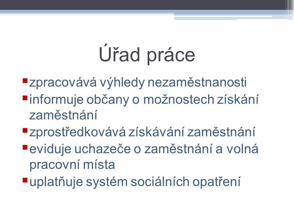 Systém sociálních opatření     Aktivní opatření Pasivní opatření