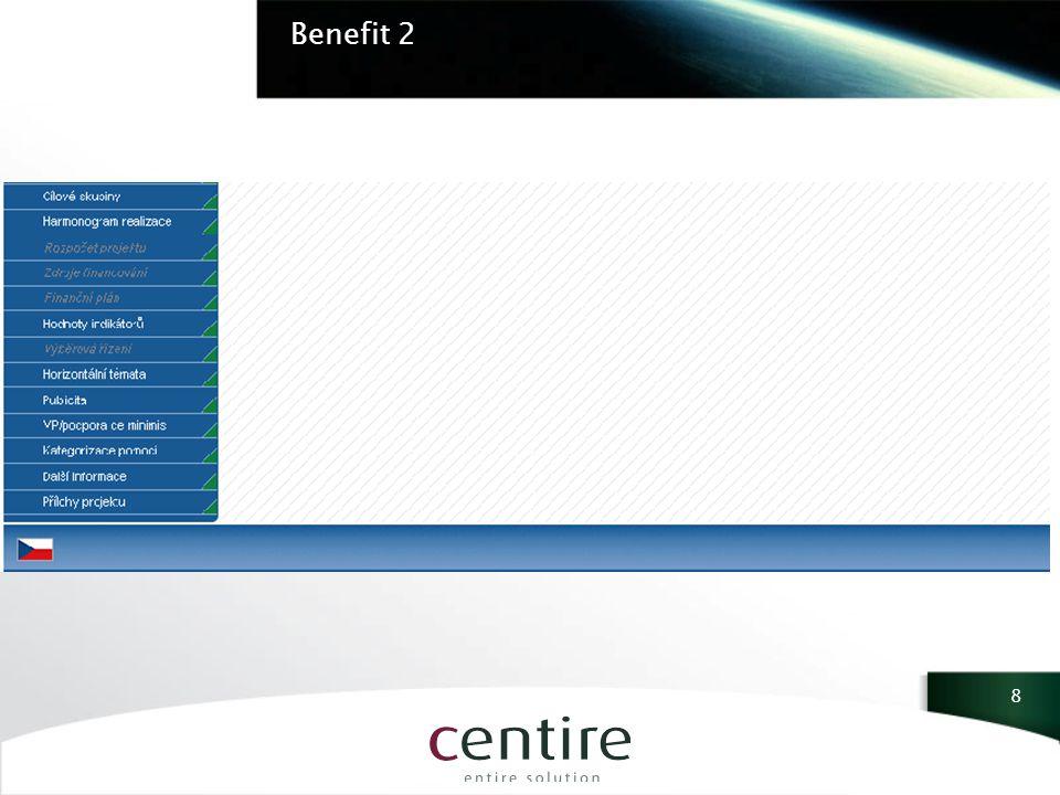 Benefit 2 8