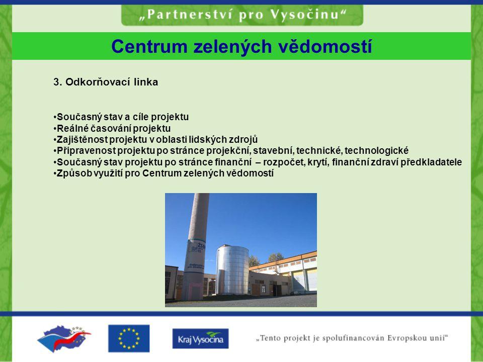 Centrum zelených vědomostí 3.
