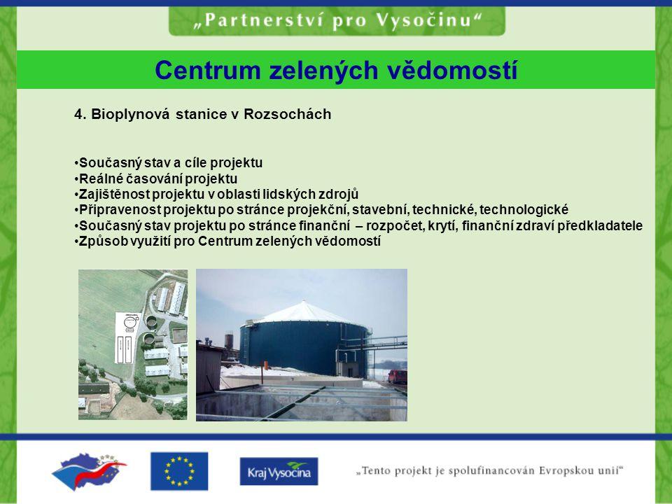 Centrum zelených vědomostí 4.