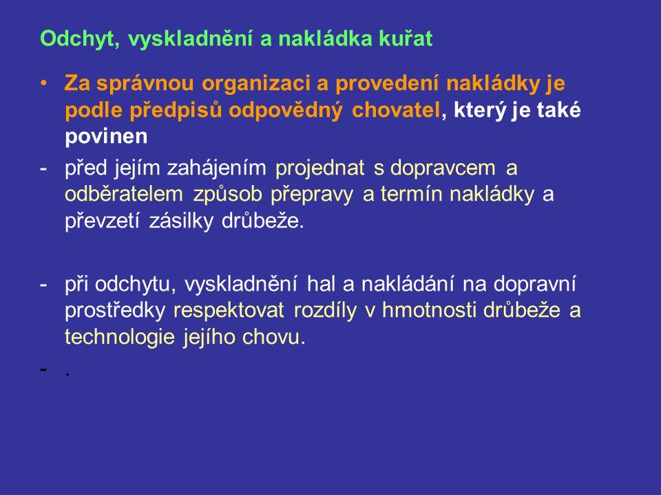 Při mezinárodním obchodě v rámci členských států ES musí přepravce požádat příslušný orgán veterinární správa (v ČR KVS) o zpracování dokumentu v systému TRACES ( viz Příloha.