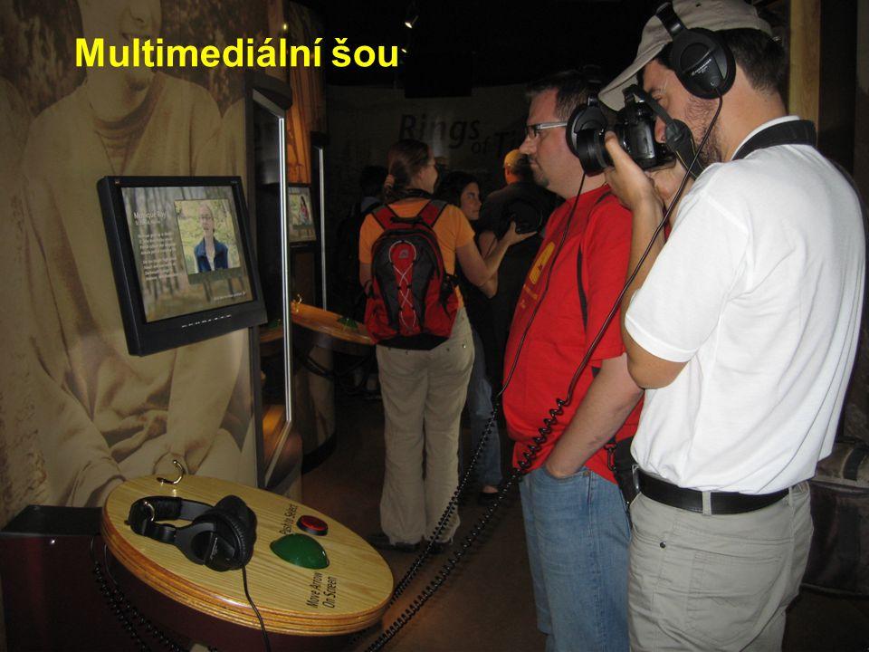 Multimediální šou