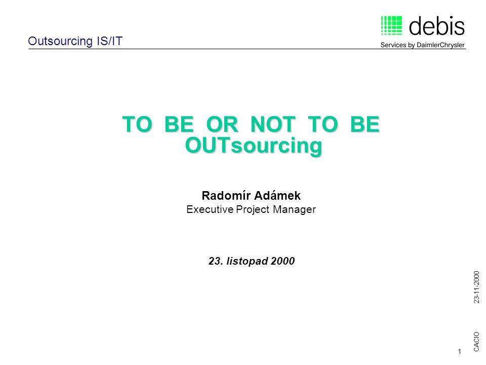 CACIO 23-11-2000 2 Jak se správně rozhodnout .