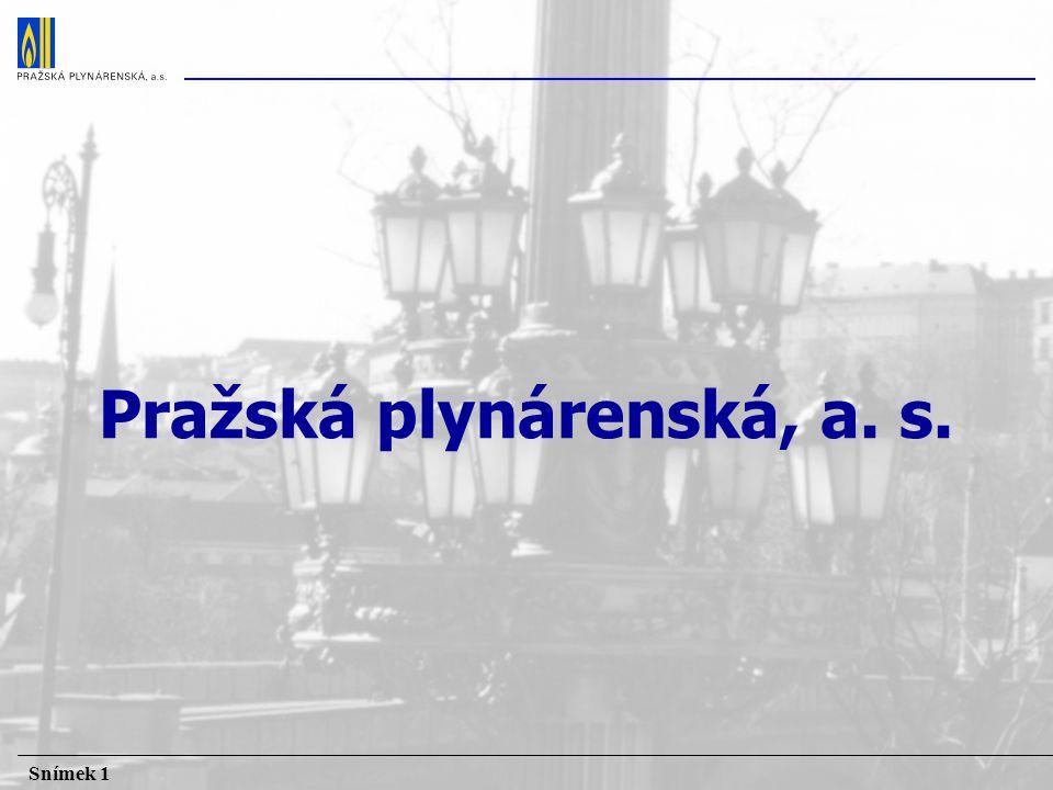 Snímek 2 Obsah Rozvoj sítí – plynofikace Služby zákazníkům Spolupráce s PRE, a.