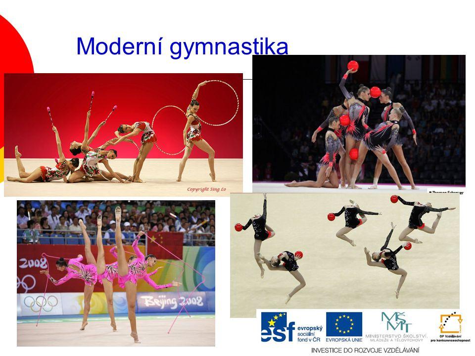 Moderní gymnastika