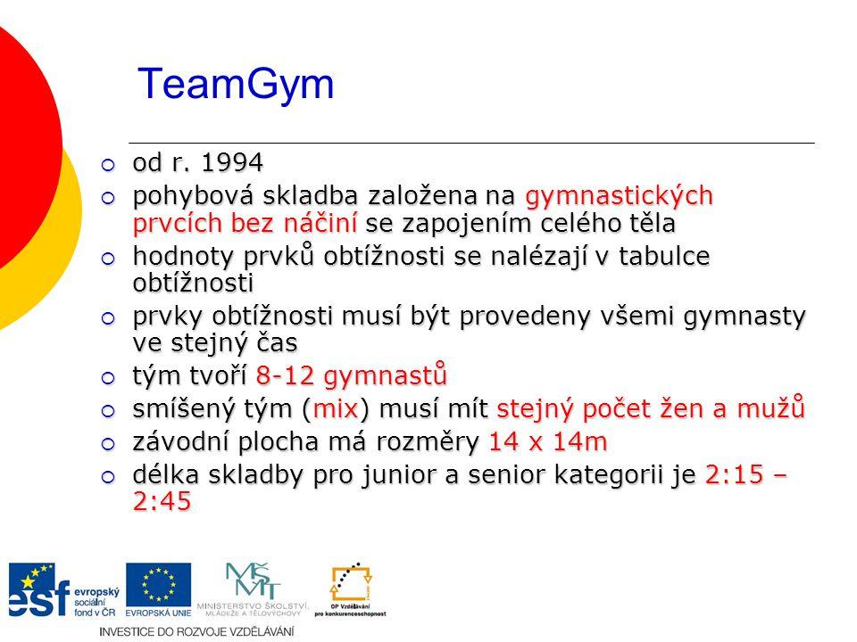 TeamGym  od r.