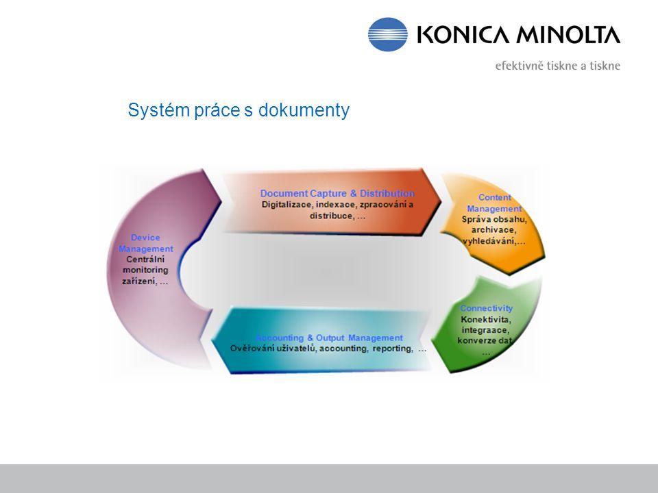 Systém práce s dokumenty
