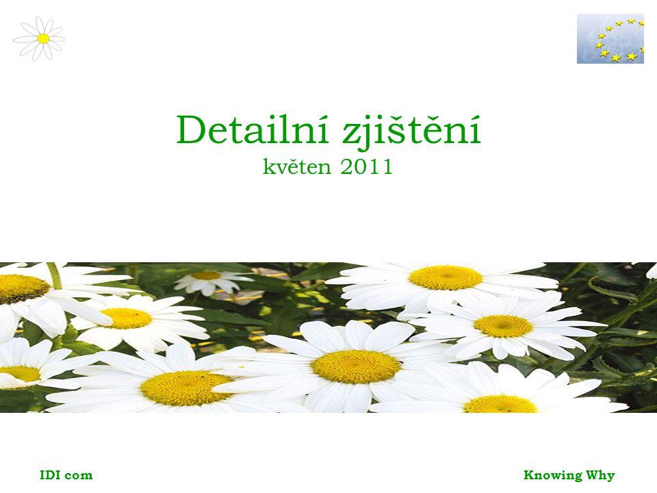 Knowing Why IDI com Detailní zjištění květen 2011