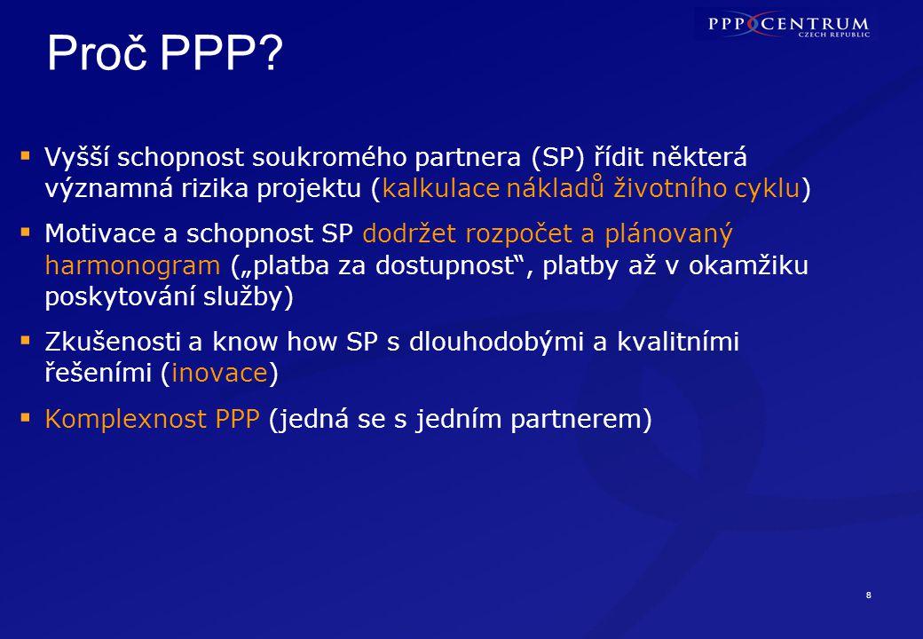 8 Proč PPP.