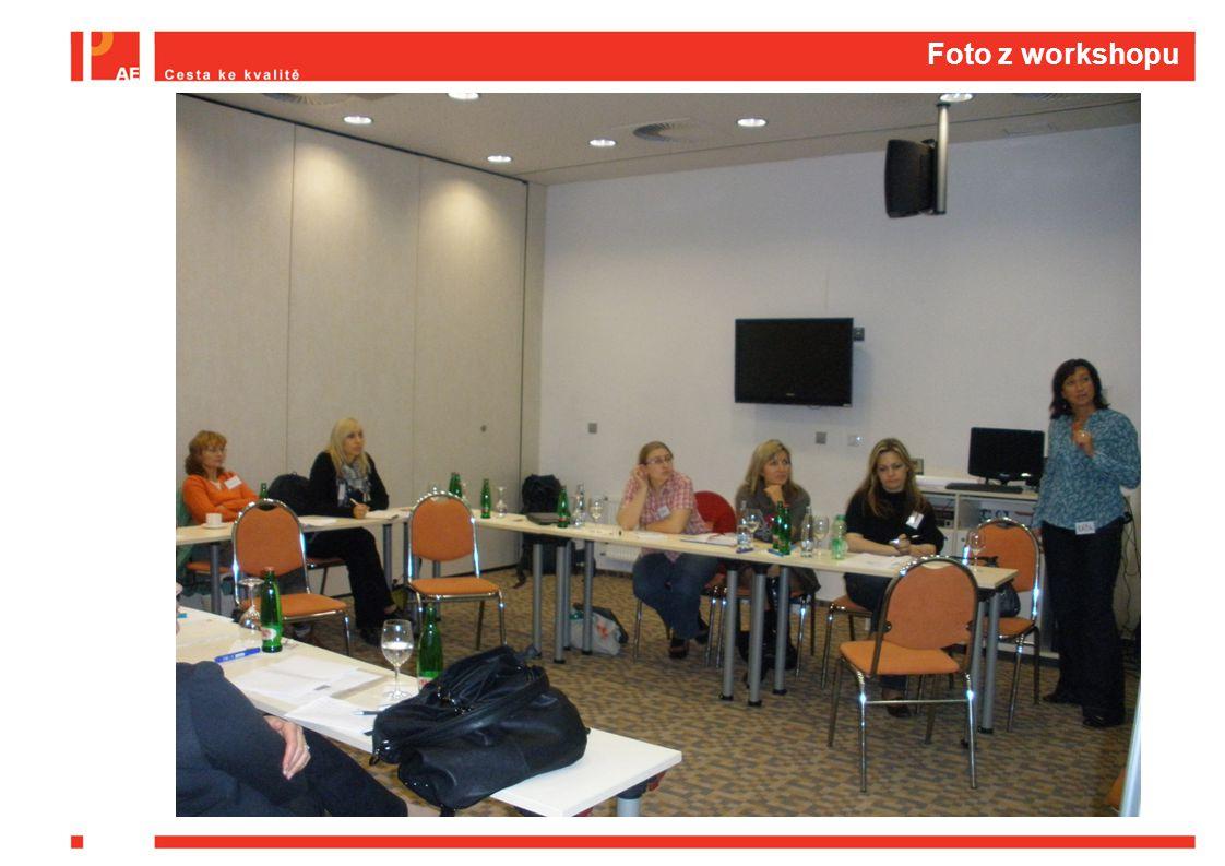 Foto z workshopu