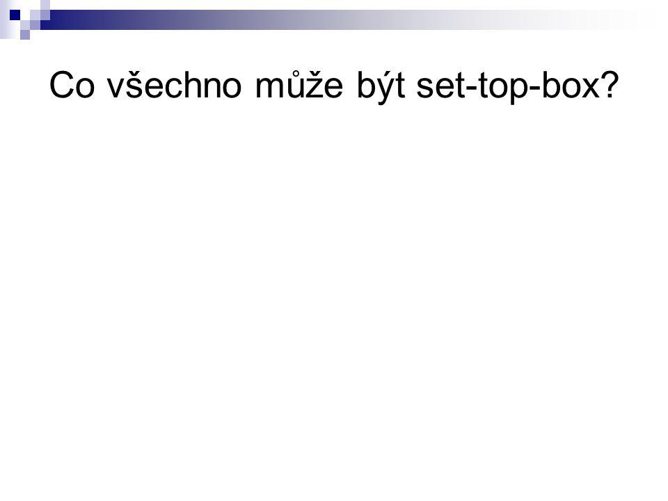Jak se vyznat v set-top-boxech?