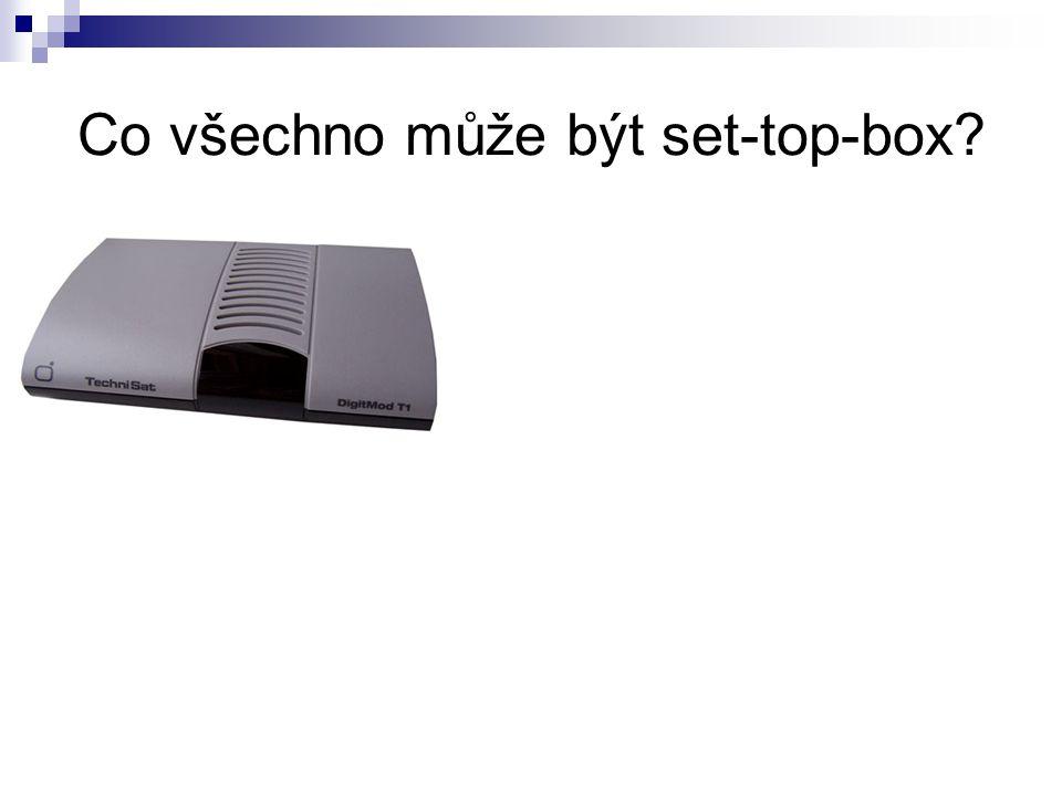 Jak se vyznat v set-top-boxech? (3.)