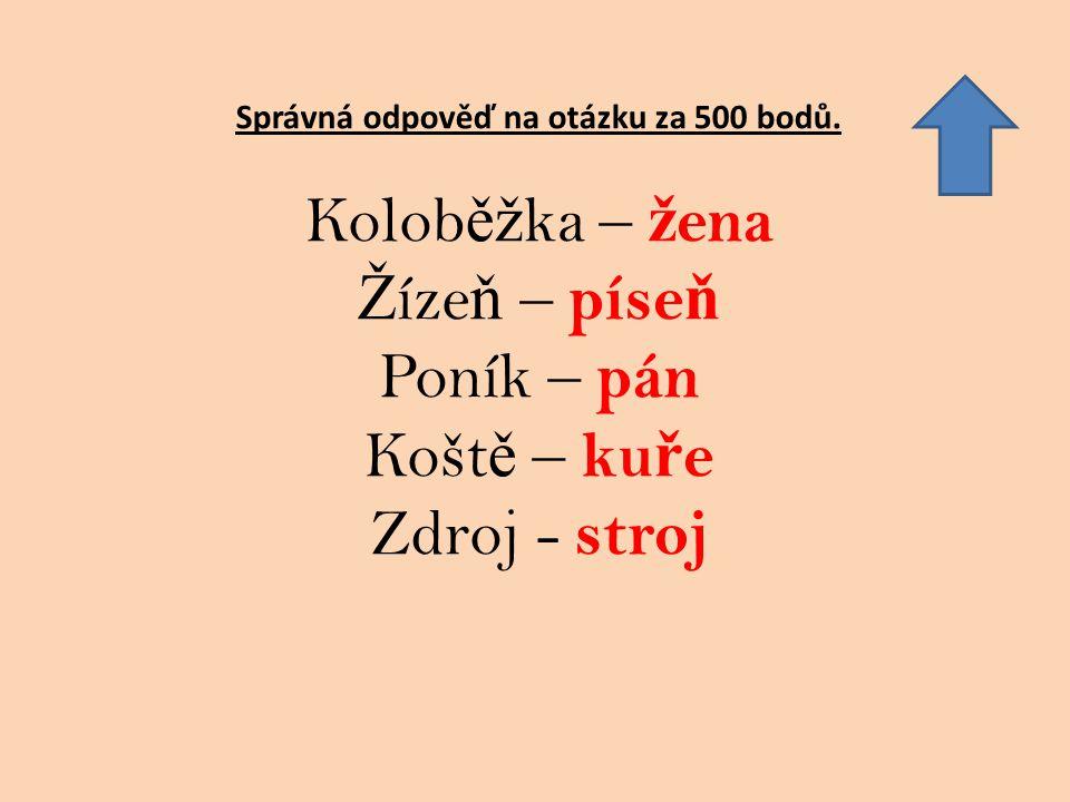 Podívej se, jak žák Popleta doplnil osobu, číslo, čas a způsob u sloves: Napsal jsem – os.