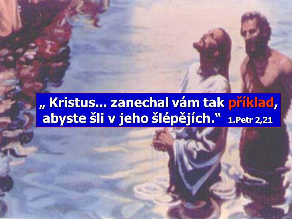 """""""V těch dnech přišel Ježíš z Nazareta v Galileji a byl v Jordánu od Jana pokřtěn. V tom, jak vystupoval z vody, uviděl nebesa rozevřená a Ducha, který"""