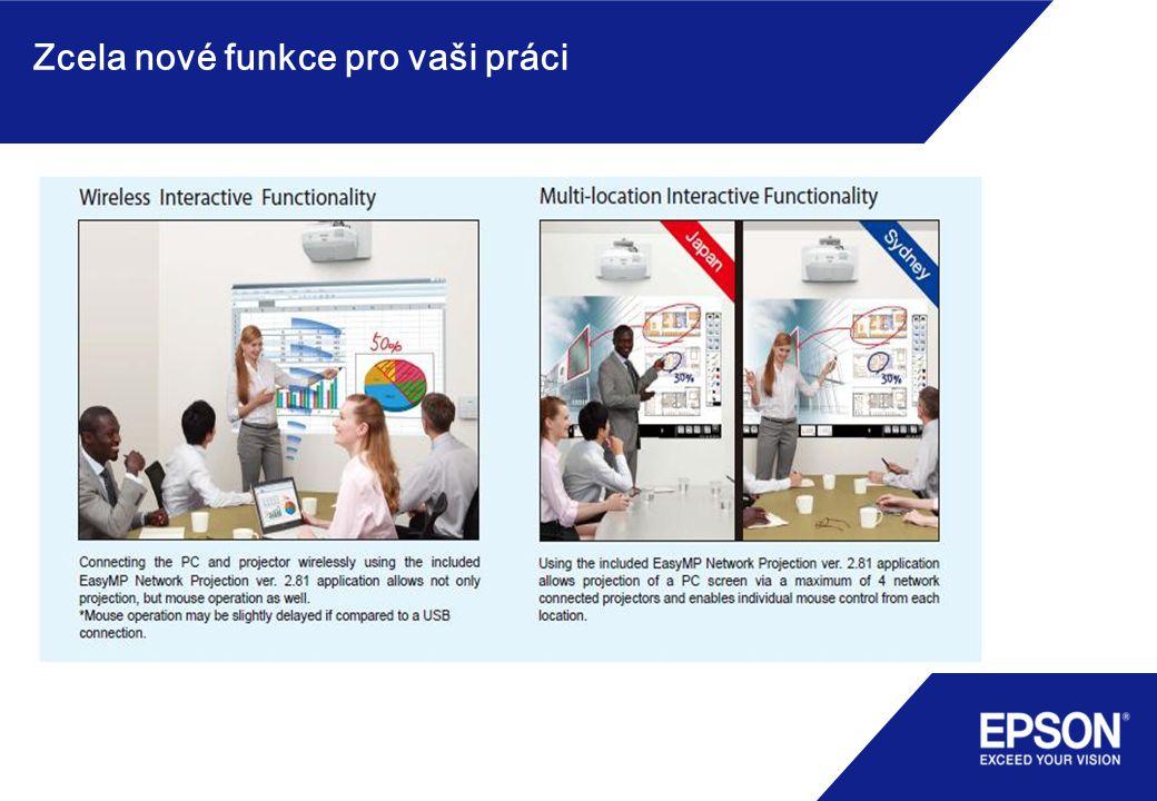 10 Nahrajte data a začněte jednání Použití jako flipchart nebo prezentace bez PC