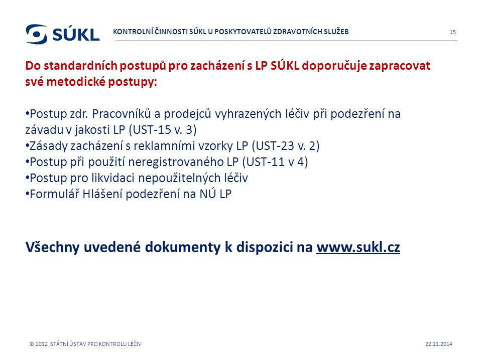 Zákon o regulaci reklamy 22.11.2014 © 2012 STÁTNÍ ÚSTAV PRO KONTROLU LÉČIV 16 ZÁKON O REGULACI REKLAMY