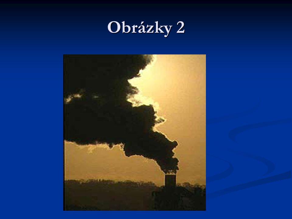 Šťastný konec Nad oxidy síry jsme slavně zvítězili – kouřové zplodiny z elektráren se odsiřují a v kamnech a kotelnách se topí již hlavně plynem.