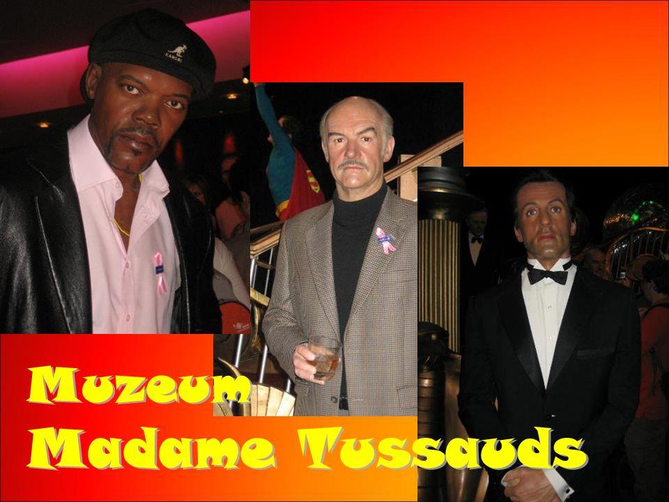 Muzeum Madame Tussauds