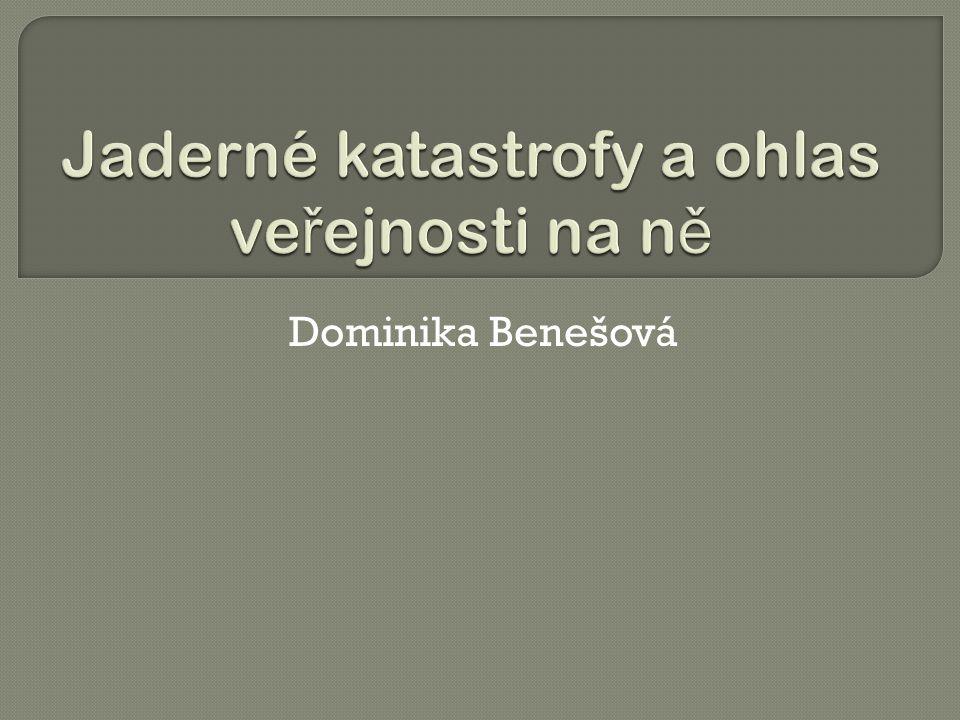 Dominika Benešová