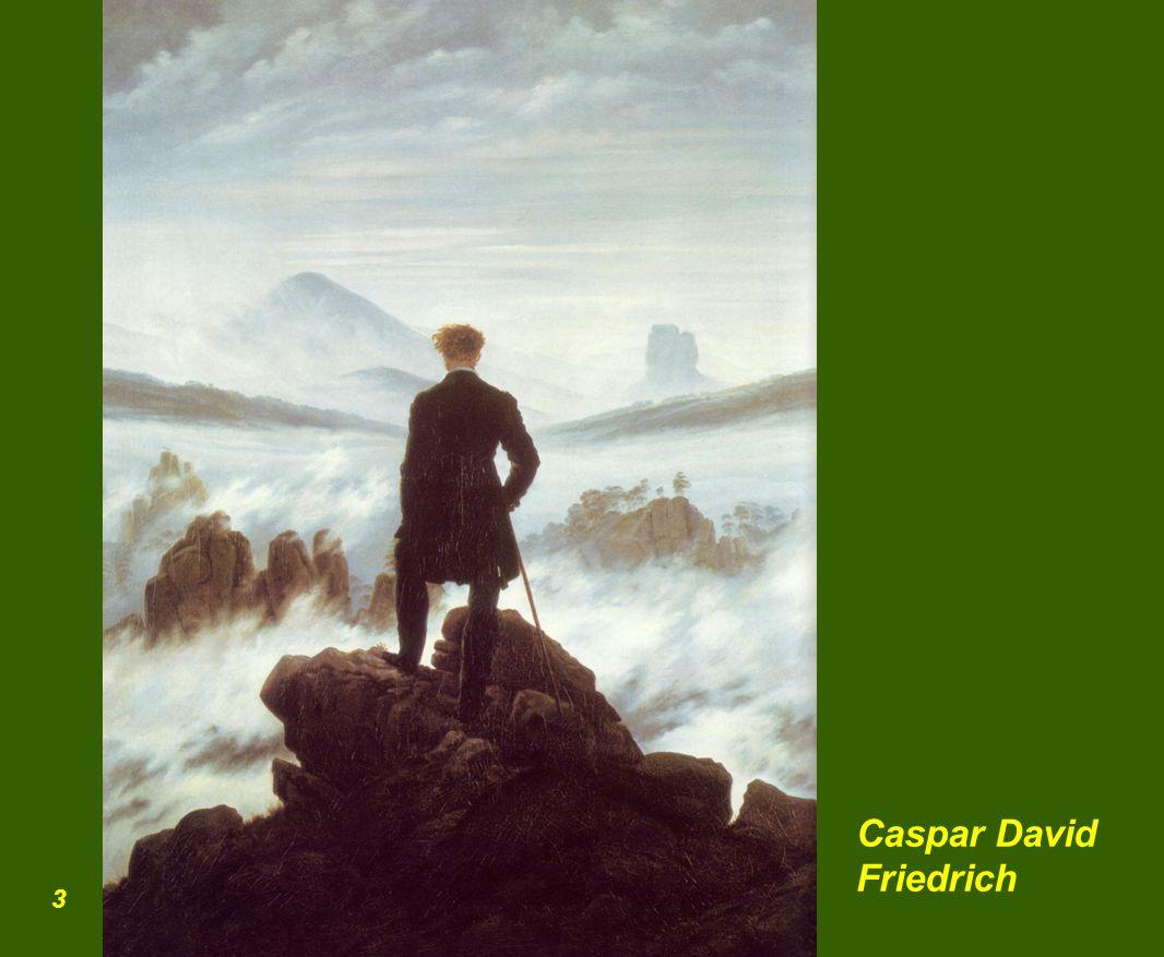 3 Caspar David Friedrich