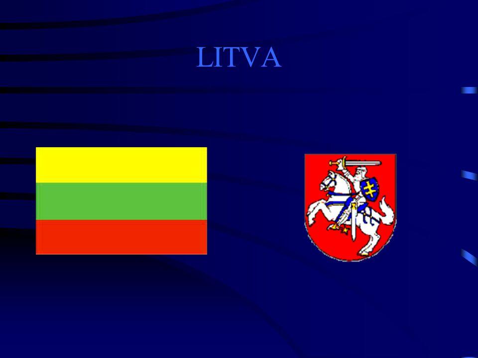 POLOHA přímořský stát východní Evropy leží na pobřeží Baltského moře s Kuršským zálivem a písčitou kosou sousedí s: - Polskem - Lotyšskem - Běloruskem - Rusko(Kaliningradská oblast)