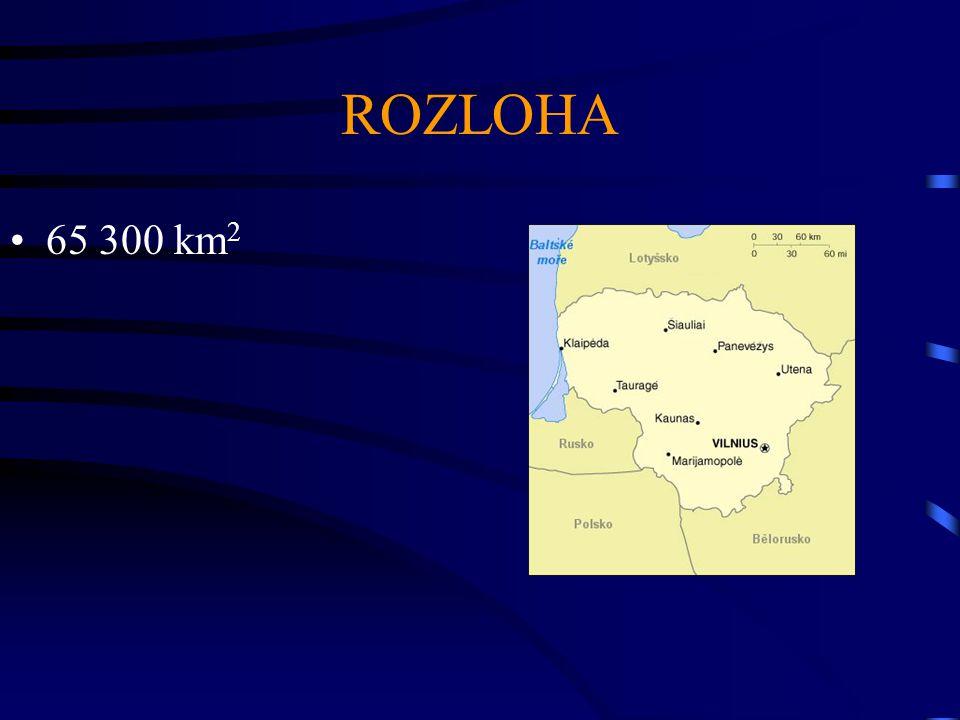 ROZLOHA 65 300 km 2