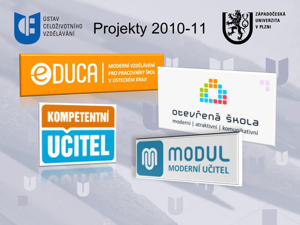 Projekty 2010-11