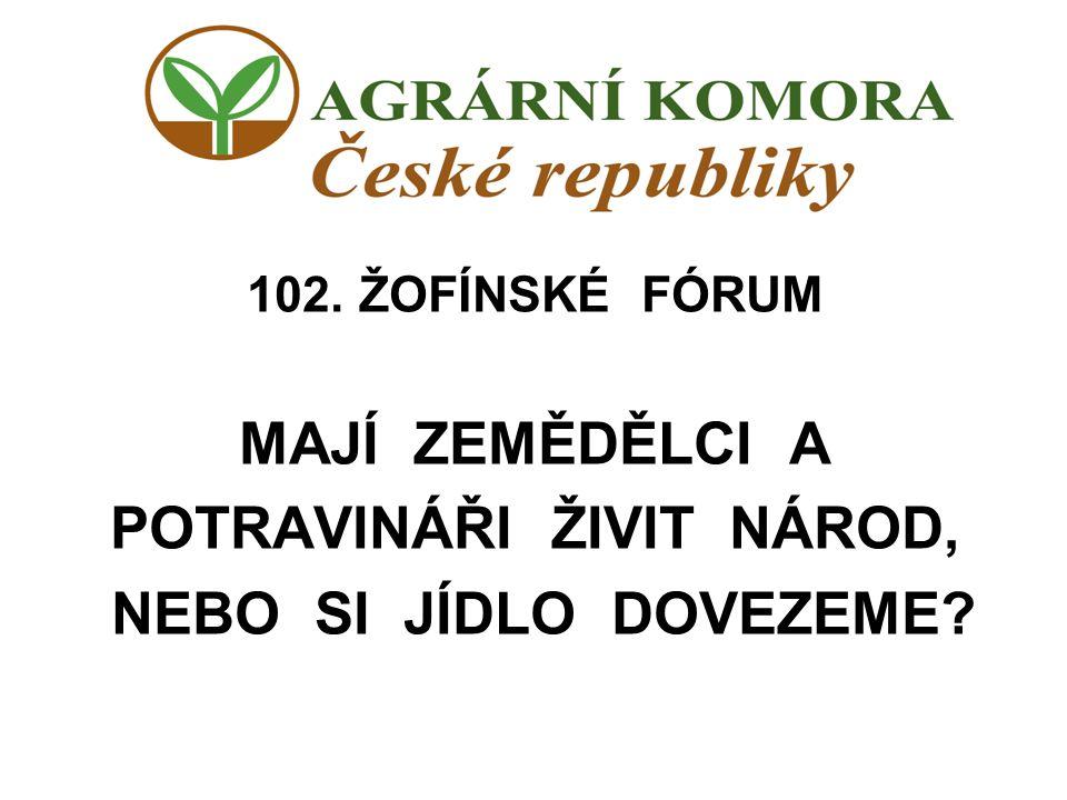 Blanická 3, 772 00 Olomouc, e-mail: sekretariat@akcr.cz tel.: 224 215 946 fax.: 224 215 944 web: www.agrocr.cz, portál: www.apic-ak.cz VIZE AK ČR K ZASTAVENÍ PÁDU ČESKÉHO ZEMĚDĚLSTVÍ A K JEHO REVITALIZACI Ing.