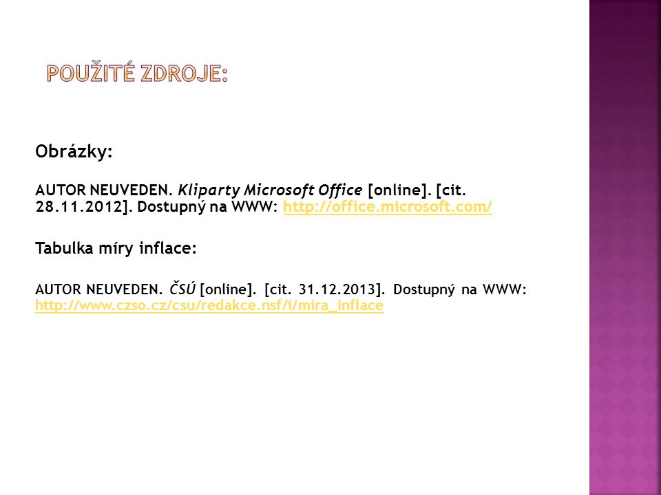 Obrázky: AUTOR NEUVEDEN. Kliparty Microsoft Office [online].
