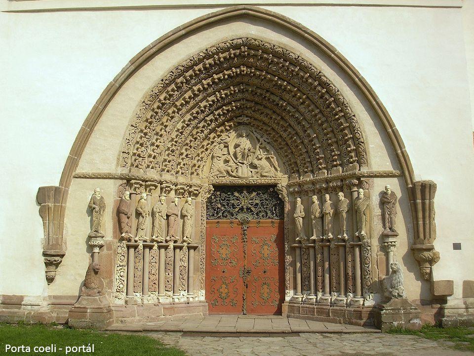 Porta coeli - portál