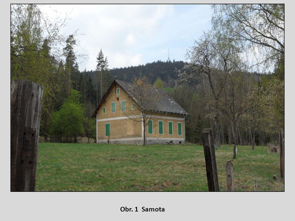 Obr. 2 Zahrádkářská osada