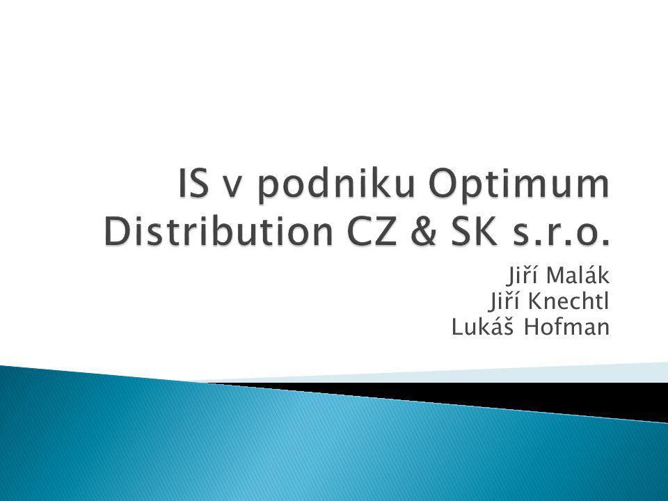 Jiří Malák Jiří Knechtl Lukáš Hofman